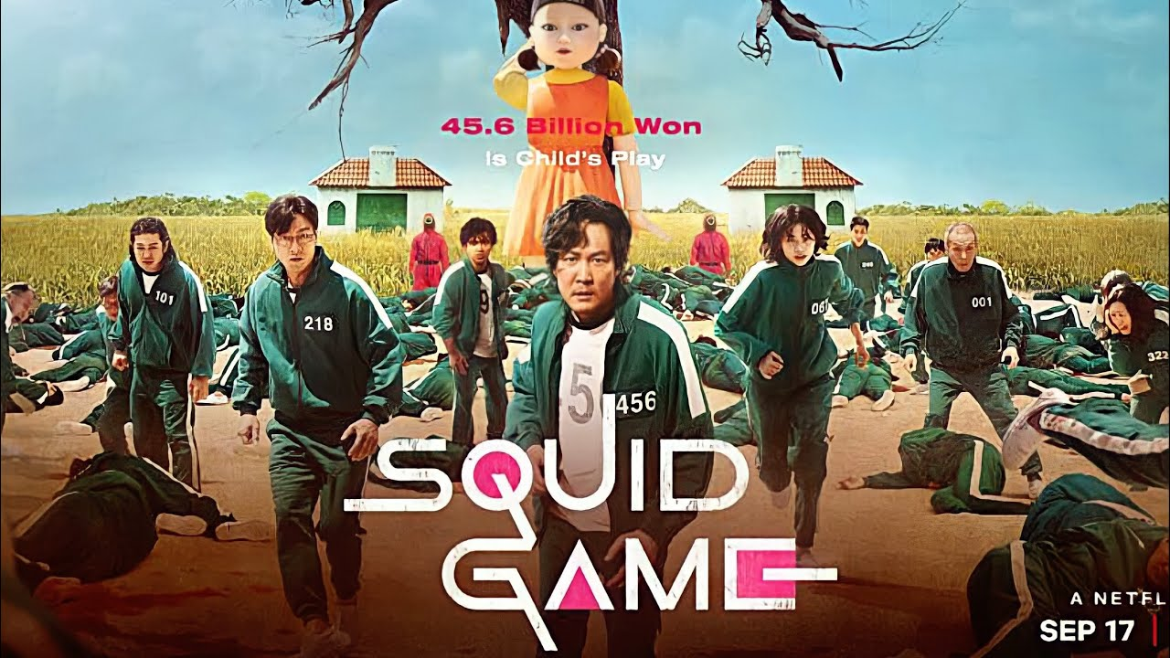 EP167: Squid Game x PUBG Mobile | Green Light, Red Light