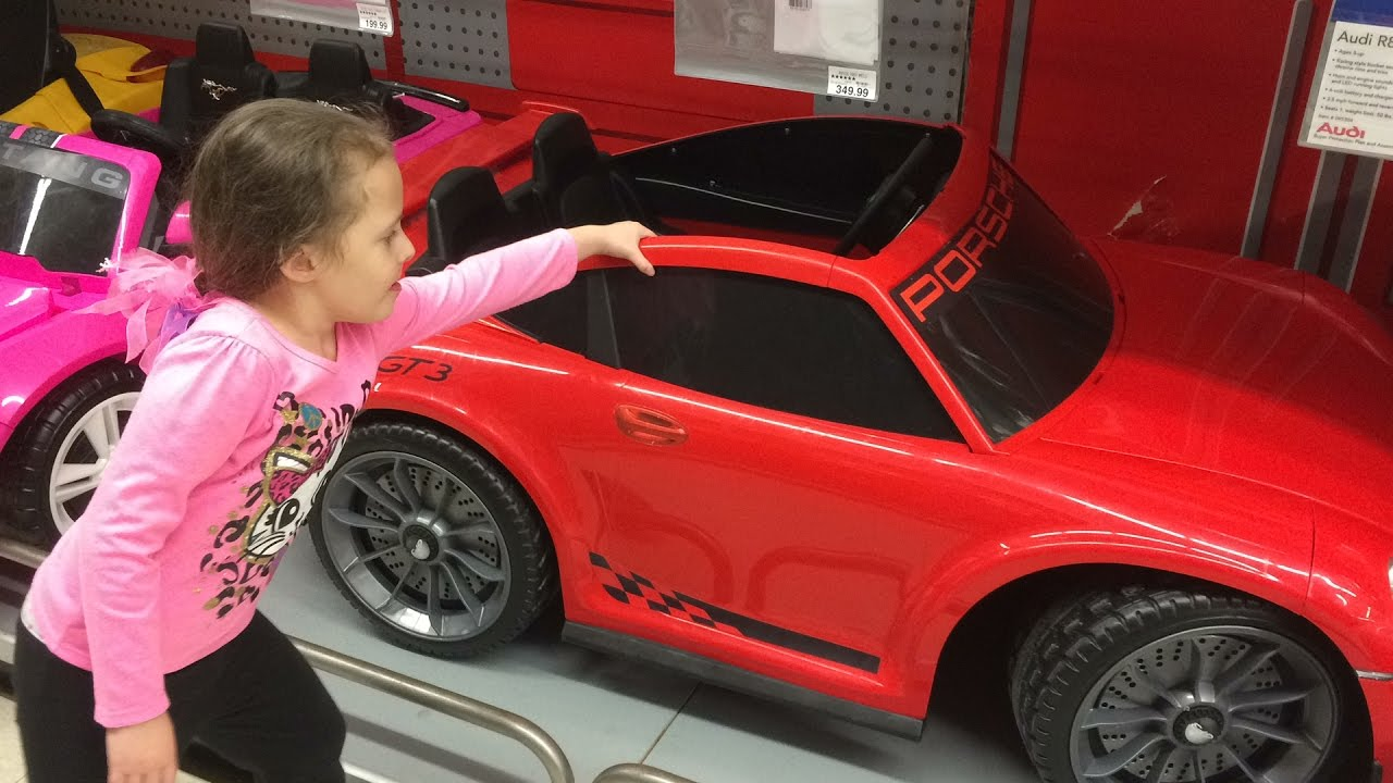 Toys R Us Toy Cars : Toys r us ride on cars video for kids youtube