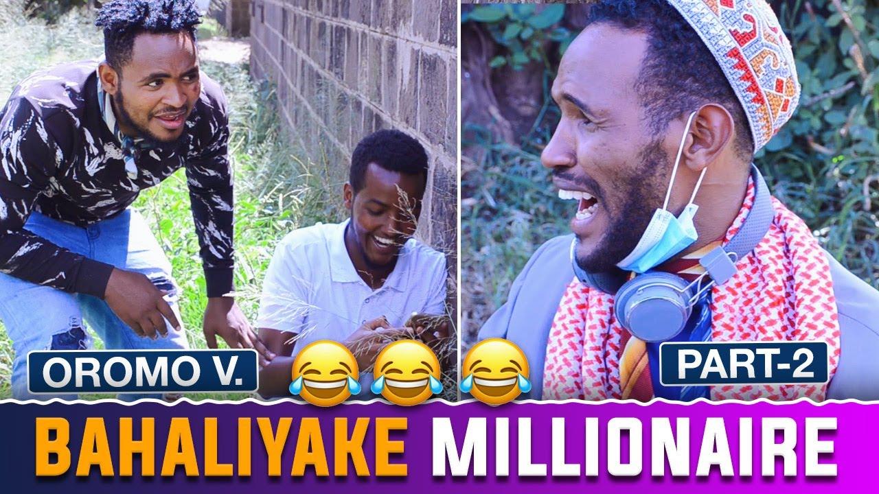 Download Oromo Version : Bahaliyake conned😂😂😂   New Dirama Afaan Oromoo : Part-2