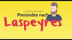 Preisindex nach Laspeyres | einfach erklärt | wirtconomy