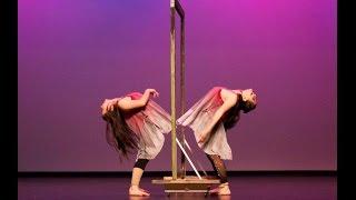 MIRROR (HQ) - Lijia Wang & Minami Ogawa - 2012 DVHS spring dance show