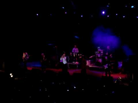 Getting away with it - JAMES- live in Thessaloniki 17.07.2009