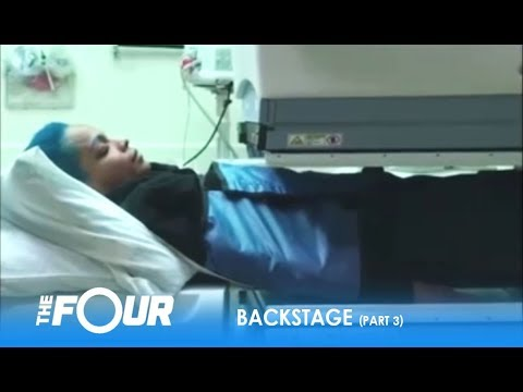 'THE FOUR' BACKSTAGE: Sharaya J is FIGHTING Cancer While Trying To Keep Her Seat! | The Four