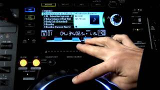 Pioneer CDJ-2000 Training - Part 5 (Browsing)
