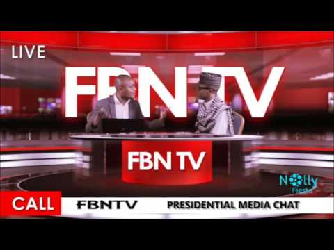 Presidential Media Chat, (Comedy) By General Odey
