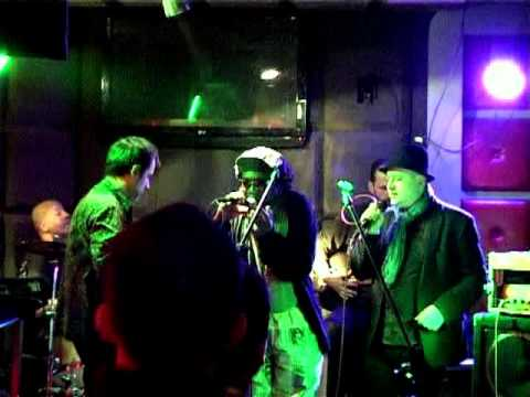 Ras Paddy & The Rockas - Night Nurse