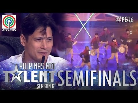 Pilipinas Got Talent 2018 Semifinals: Nocturnal Dance Company - Dance