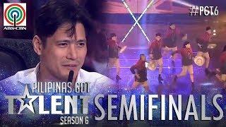 Pilipinas Got Talent 2018 Semifinals: Nocturnal Dance Company - Dance