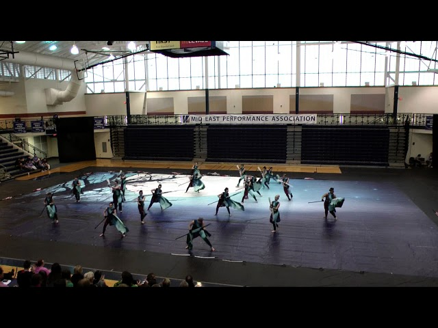 2018 Stebbins Winterguard at Hamilton