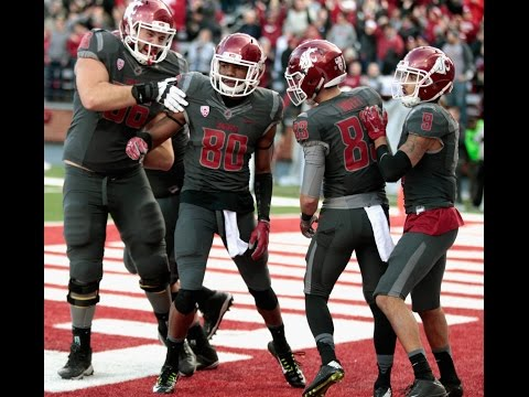 Highlights: Washington State football seals comeback win over ASU