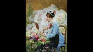 Mario Lanza - For You Alone (Take Thou This Rose) - Gordeeva & Grinkov