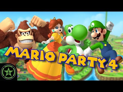 Koopa's Seaside Soiree - Mario Party 4   Let's Play