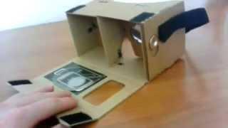 Обзор увеличенного Cardboard VR Big(Картонные очки виртуальной реальности для телефона, мод Google Cardboard. Магазин виртуальной реальности http://vrstore.r..., 2015-05-01T10:51:21.000Z)