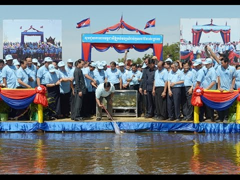 #July 01, 2015 Samdech Techo Hun Sen at Kampong Cham