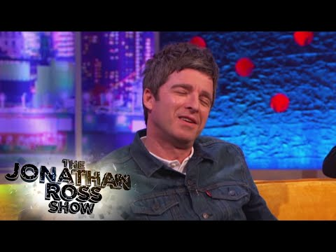 Noel Gallagher On Substance Abuse - Jonathan Ross Classic