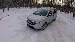 Renault Dokker -  каким не будет Ларгус