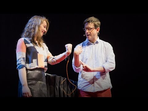 How to control someone else's arm with your brain | Greg Gage