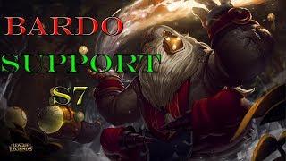 Bardo Support S7 | League of Legends | Gameplay en español