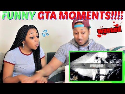 GTA 5 Online Funny Moments - Resurrection...