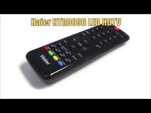 Haier HTRD09B TV Remote Control PN: 504Q4605101 - Www.ReplacementRemotes.com