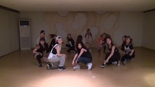 HYUNA - BLACKLIST (Choreography Practice Video)