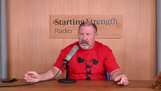 """""""Low Bar Squat Shears the Spine!"""" - Starting Strength Radio Previews"""