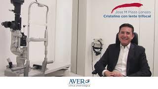 TESTIMONIO CRISTALINO CON LENTE TRIFOCAL - CLINICA AVER