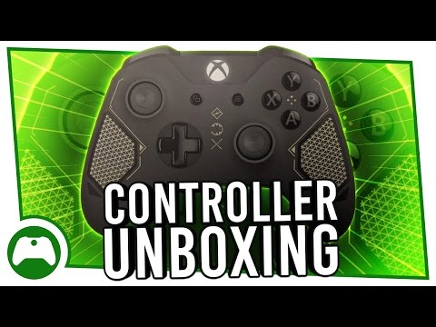 Recon Tech Xbox Wireless Controller Unboxing!