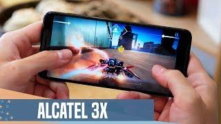 Alcatel 3X review, GRAN ANGULAR al alcance de TODOS