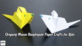 31 Views0548 Origami Mouse Handmade Paper Crafts For Kids