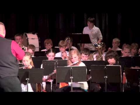 Mountain of Mohon - Easthampton WMBS Band Spring Concert 2013