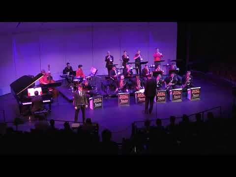 NC State Jazz Ensemble 1: You're Nobody 'til Somebody Loves You (Fall 2017)