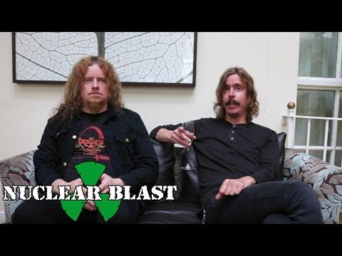 OPETH - Most Treasured Albums (OFFICIAL INTERVIEW)