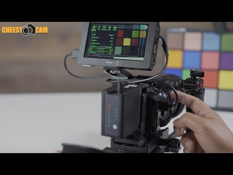Custom Mods for Rigging the BlackMagic Design Micro Cinema Camera w DIY Remote Handle