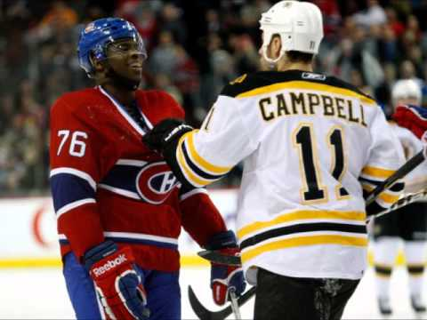 nhl boston bruins vs montreal canadians rivalry