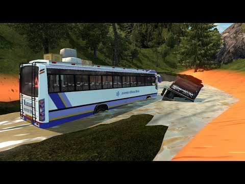 Full Download] Ashok Leyland Bus Mod Euro Truck Simulator 2