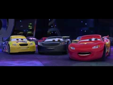 Cars 2   Meet Frosty!