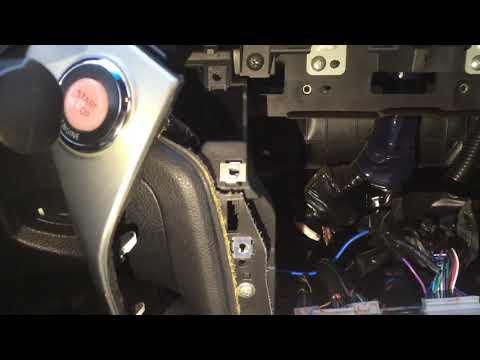 Разблокировка видео в движении на мониторе мультимедийной системы Nissan Murano Z51