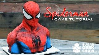 bodybuilding cake tutorial