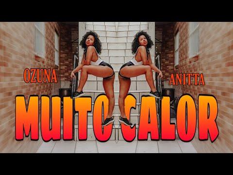 MUITO CALOR - OZUNA FT ANITTA COREGRAFIA raynebispo DANCE
