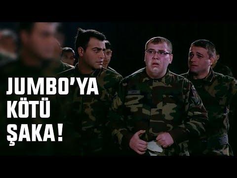 Jumbo'yu Fena Sinirlendirdiler! Askerlerden Jumbo'ya Eşek Şakası