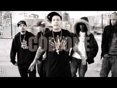 SALT LAKE CITY CYPHER # 2 MUSIC VIDEO HD 720P