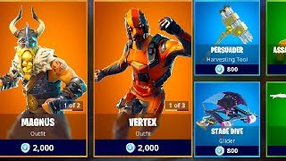 FORTNITE ITEM SHOP January 2, 2019! Today's New Daily Store Items!