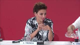 Jasmine Trinca, Max Tortora e Milvia Marigliano a Venezia 75 parlano di Sulla mia pelle