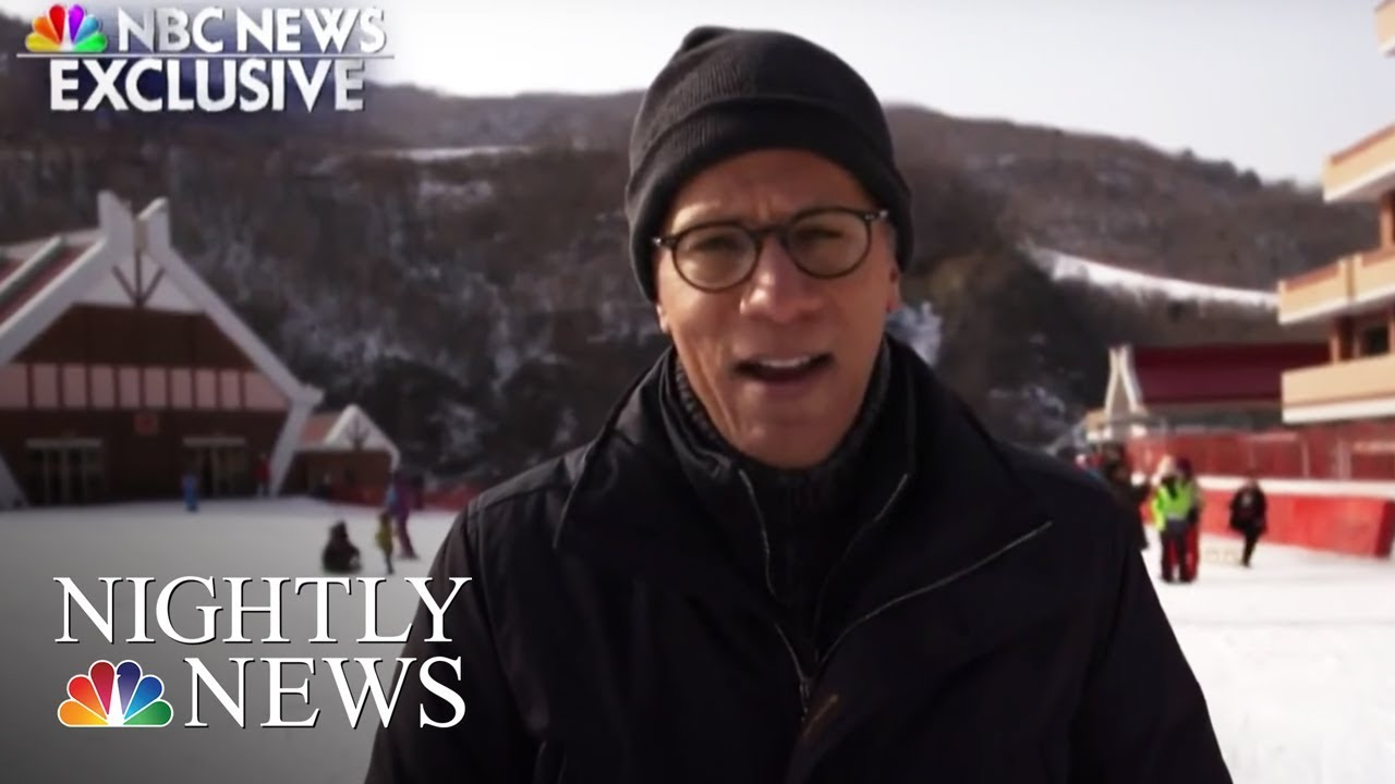 inside-north-korea-lester-holt-reports-from-a-modern-ski-resort-nbc-nightly-news