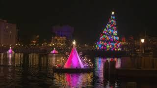 【4K HDR】カラー・オブ・クリスマス - アフターグロウ 〜 Christmas Family ツリー消灯【BMPCC 6K】