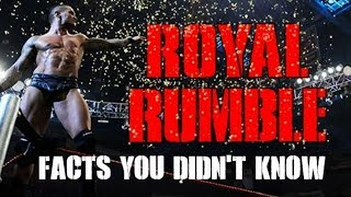10 WWE Royal Rumble Facts You Didn't Know thumbnail