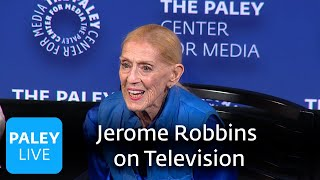 Jerome Robbins on Television - The Process of Creating Ballets and Bringing Them to Television