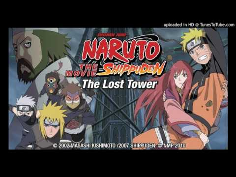 西野カナ  If Naruto The Lost Tower ED