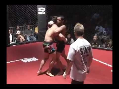 Johnny Pecyna Vs Dan Ige : MMA Hawaii